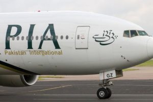 PIA plane sustains damage after collision at Toronto Airport