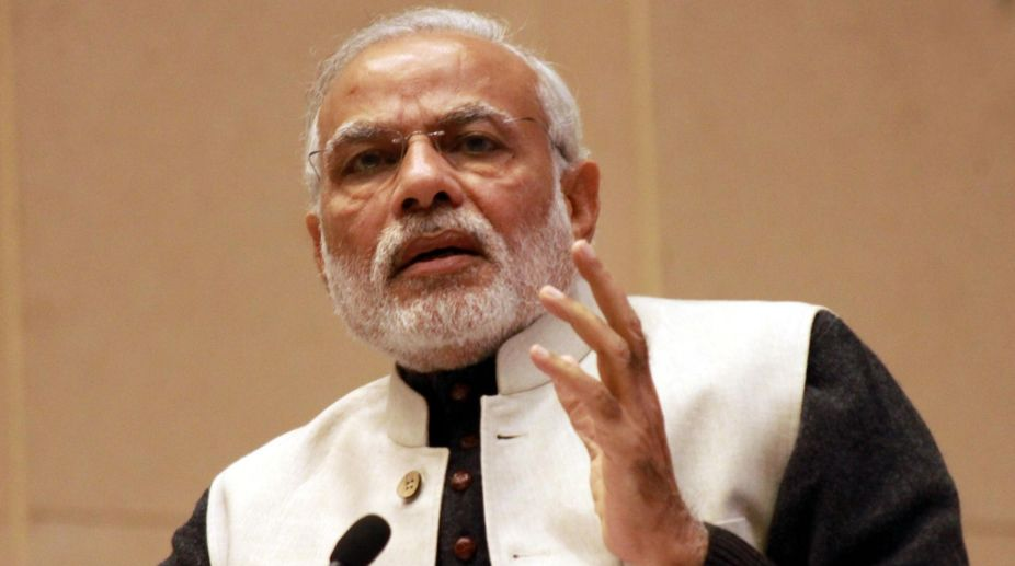PM Modi has 'strong disapproval' of 'toppling of statues': MHA