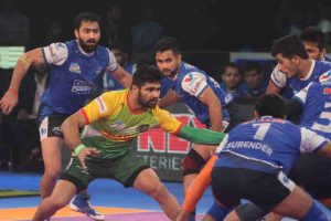 Pro Kabaddi League: Pardeep Narwal creates history as Patna Pirates beat Haryana Steelers