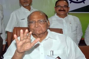 Sharad Pawar targets right wing forces; NCP MP backs Bhide, Ekbote