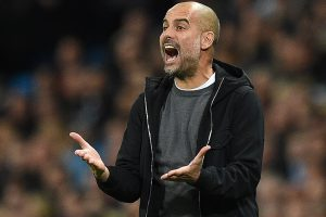 Pep Guardiola proud to beat 'best opponents' Napoli