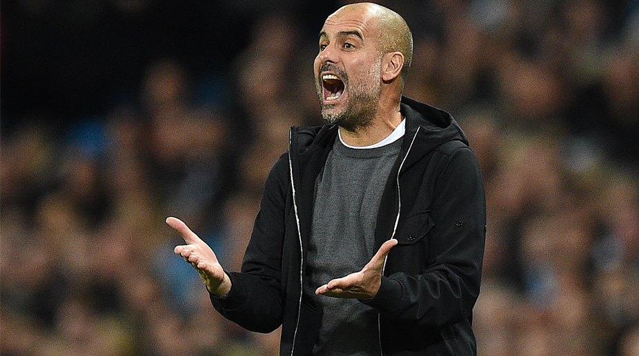 Pep Guardiola, Manchester City FC, UEFA Champions League