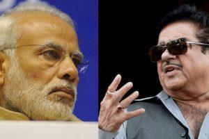 After praising Rahul Gandhi, Shatrughan slams Modi for factual errors in speeches