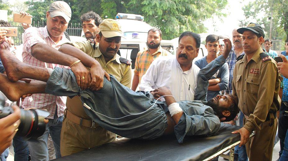 Nine killed in Bangladesh stampede