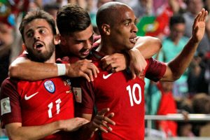Portugal book World Cup berth with Switzerland win