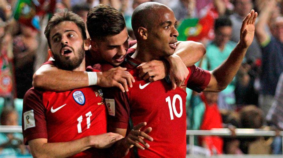 Bernardo Silva, Andre Silva, Joao Mario , Portugal Football, World Cup Qualifiers, Portugal vs Switzerland