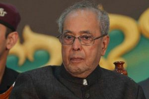 Will not go back to politics, says Pranab