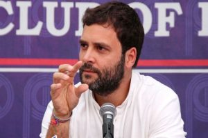 All power in PMO, Sushma, other ministers powerless: Rahul