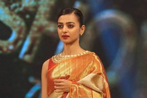 Radhika Apta as the showstopper looks flawless