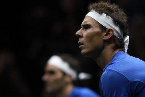 Nadal to face Cilic, Federer to meet Del Potro in Shanghai semis