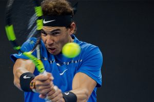 China Open: 'Very happy' Rafael Nadal survives scare