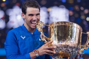 China Open: Rafael Nadal thrashes Nick Kygrios to lift 2nd title