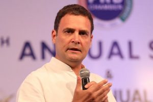 GST a tsunami of tax terrorism, Modi made disaster: Rahul Gandhi