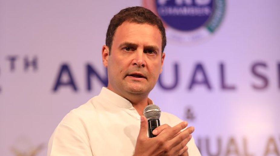 Rahul Gandhi, Congress, President