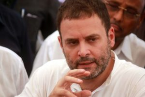 Modi changing agenda of Guj polls after getting exposed: Rahul Gandhi