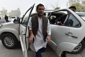 Rahul to begin three-day tour of poll bound Gujarat today