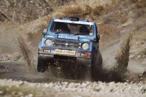 Raid De Himalaya, world's highest arena car rally kick starts