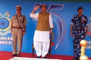 RAF Silver jubilee: Rajnath Singh announces five more batallions