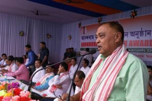 Assam minister is corrupt, says BJP MP