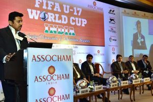 U-17 World Cup: Sports Minister tells boys to be aggressive on turf