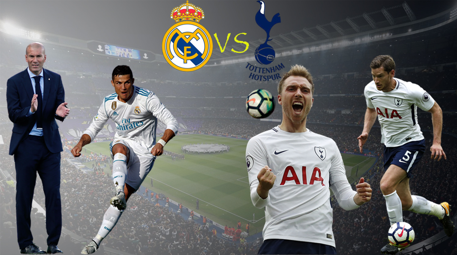 Ucl Preview Plucky Tottenham Hotspur Visit Mighty Real Madrid