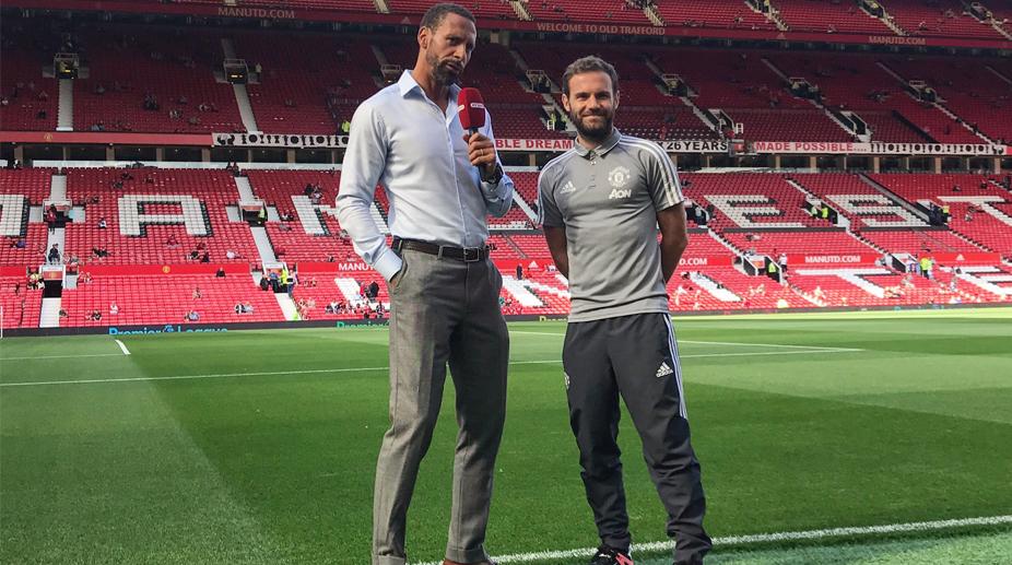 Rio Ferdinand, Manchester United FC, Juan Mata, Premier League