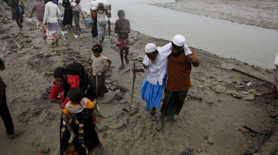 Rohingya, Bangladesh, Myanmar, January