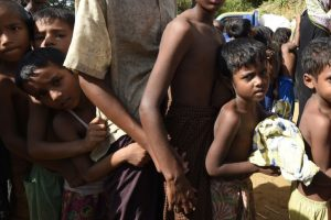 Indian envoy among diplomatic team visiting Myanmar's Rakhine state