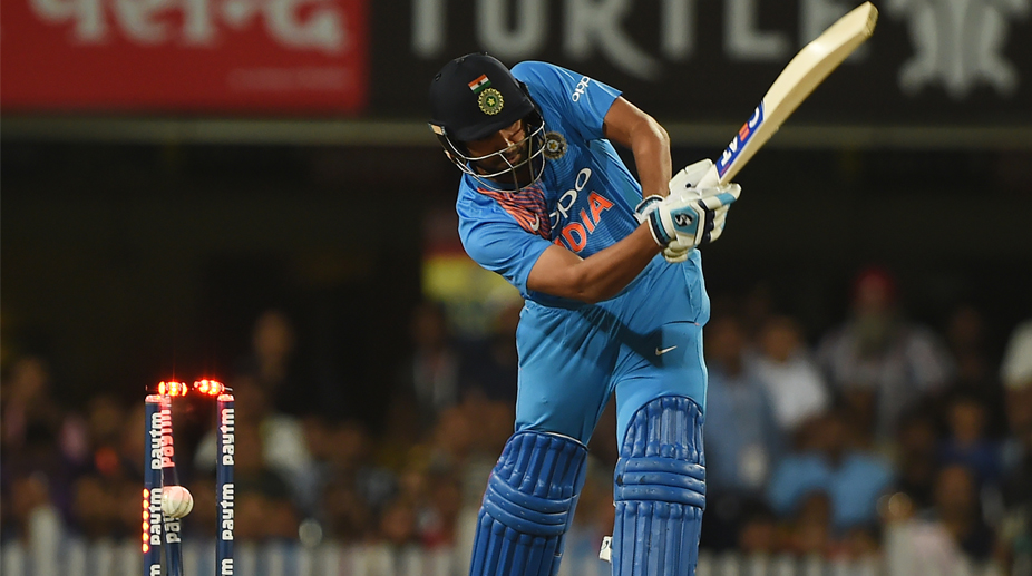 Rohit Sharma, India vs Australia, T20I