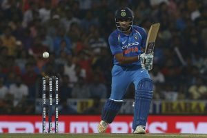 5th ODI: Rohit Sharma hits 100; India 30 runs away from victory