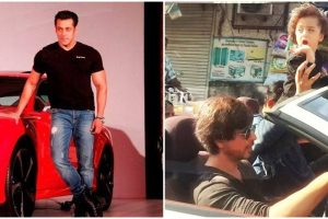 Check out B-town celebs admiration for luxurious rides