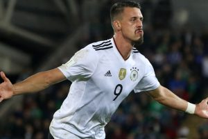 Germany seals 2018 World Cup berth