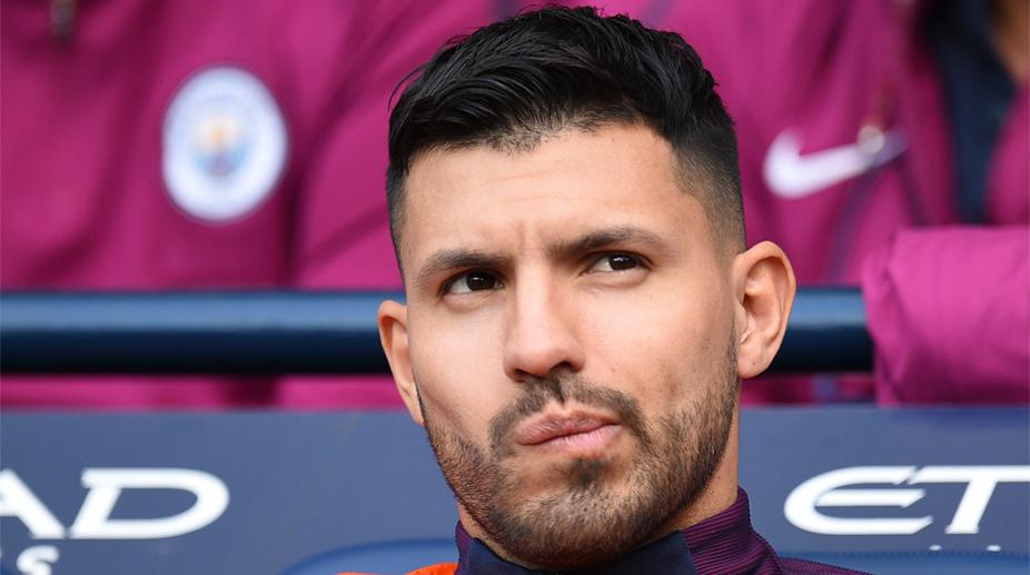 Sergio Aguero, Manchester City FC, Premier League