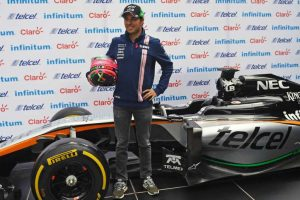 Sergio Perez dreams of being teammate of Hamilton, Vettel, Alonso