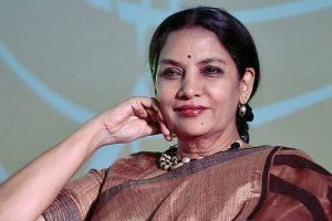 Time to see the world through 'feminine gaze': Shabana Azmi