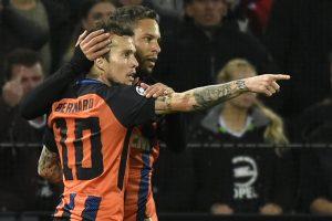 Shakhtar Donetsk beat Feyenoord in Champions League