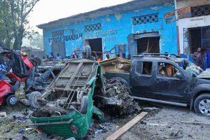 25 killed in Somalia hotel attack