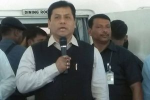 Sonowal pitches for investments from Karnataka in Assam