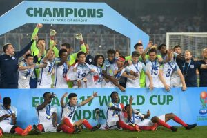 England coach eyes senior level success after FIFA U-17 World Cup win