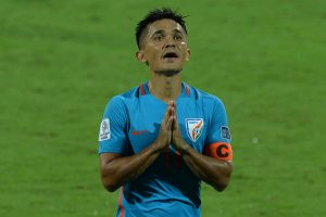 Sunil Chhetri determined to perform at 2019 Asian Cup