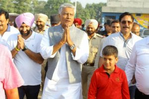 Punjab Congress blames BJP- led Centre for Parliament impasse