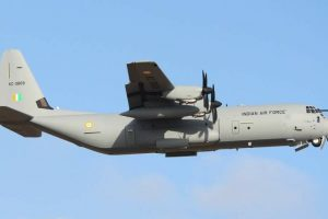 Super Hercules to play vital role during conflicts: IAF