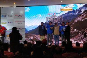 Manali man Suresh Rana wins Raid De Himalaya for 11th time