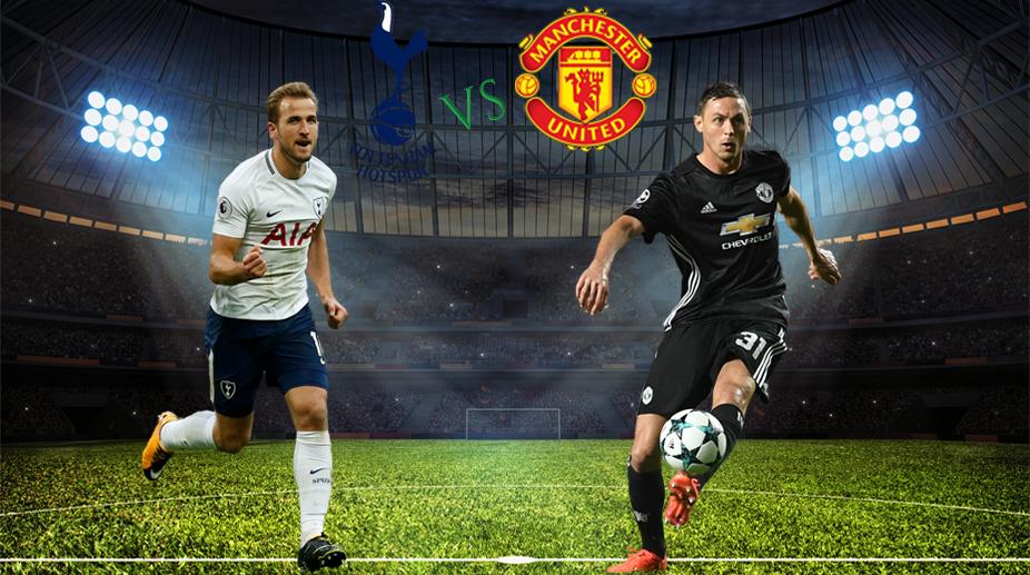 Manchester United vs Tottenham Hotspur Combined XI, Manchester United vs Tottenham Hotspur, Manchester United F.C., Premier League, Tottenham Hotspur F.C., Combined XI, Harry Kane, Paul Pobga, Romelu Lukaku