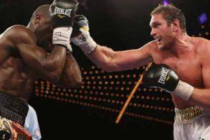 Tyson Fury promises 'three big fights' in 2018