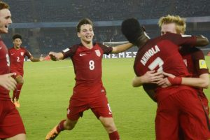 U-17 World Cup: USA down Ghana 1-0 to book berth for knock-outs