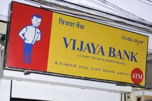 Vijaya Bank net up 20% in Q2