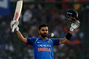Virat Kohli reclaims top ODI spot after New Zealand triumph