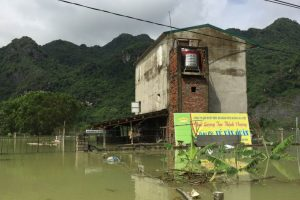 Death toll in Vietnam floods, landslides reaches 54