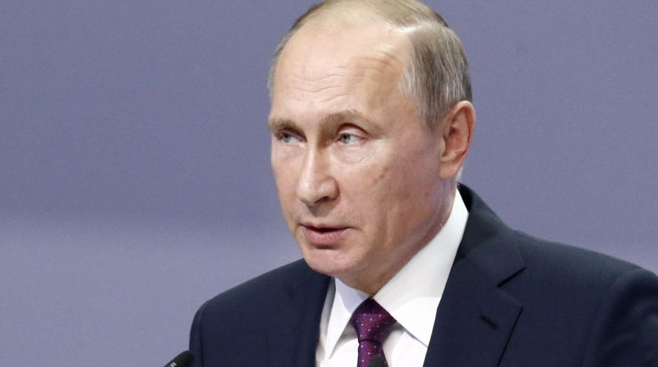 Russian President Vladimir Putin To Seek Re Election As An Independent